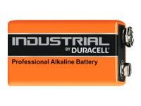 Batterien 9V-Block *Duracell* Industrial