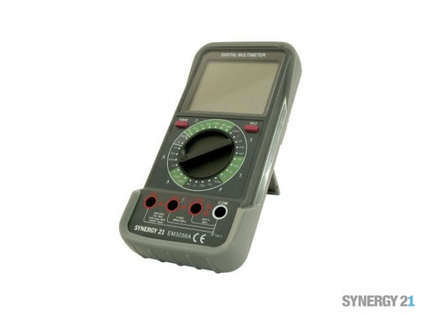 Synergy 21 Test Digital-Multimeter Profi - EM3056A