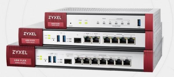 Zyxel Firewall USG FLEX 100 Device only