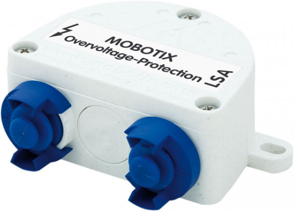 Mobotix Zubehör MX-Overvoltage-Protection-Box RJ45 (STD)