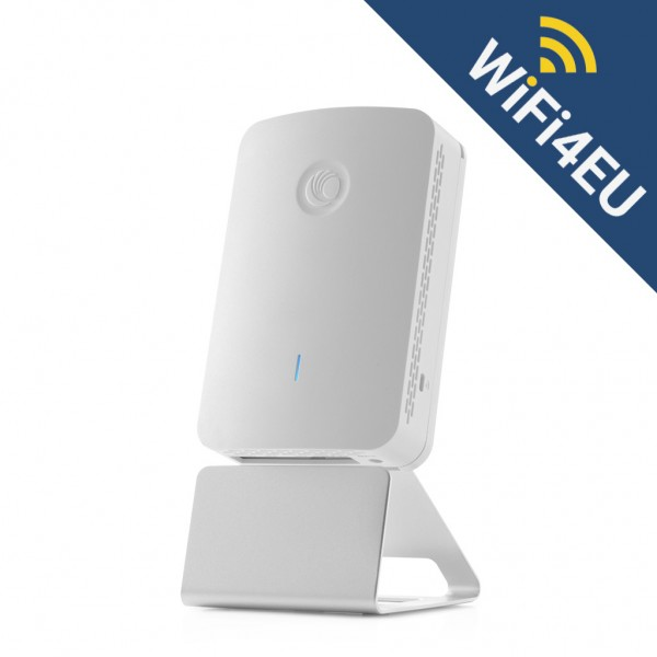 Cambium Networks cnPilot E430H 2x2 Wave2 MIMO Dual-Band AC Wall plate Access Point, Promotion