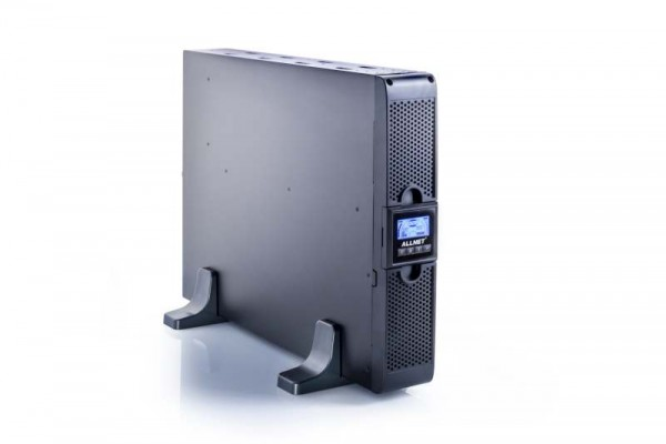 "ALLNET USV 2000VA Line-Interactive, USB/RS232, LCD-Display, 19""/Tower,"
