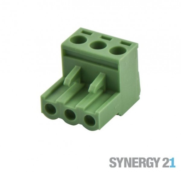 118628 - Synergy 21 LED zub Schraubklemme Phoenix Stecker 4 F ...