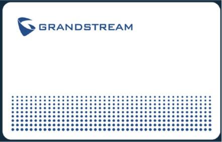Grandstream GDS TFE RFID Card bundle 10 Stück
