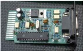 Allnet USV Einschubkarte Optokoppler,
