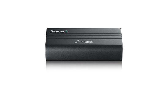 Promise SANLink 3-N1 Ethernet/Thunderbolt3