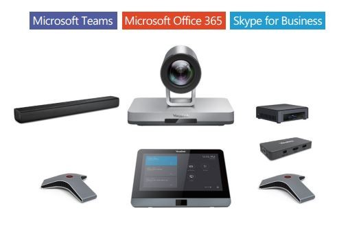 Yealink MSFT - VC Room System /// DEMO KIT /// NFR MVC800