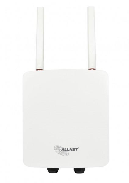 ALLNET ALL-WAP0324N / 300Mbit OutdoorWireless N 2,4 Ghz AP/Client/Bridge mit PoE