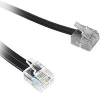 Kabel TK DSL RJ45/RJ11-Stecker,15m.