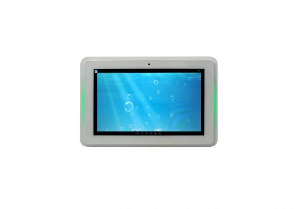 ALLNET Design LED Tablet 10 Zoll RK3288 Android 8.1 und NFC, Meetingraum Tablet