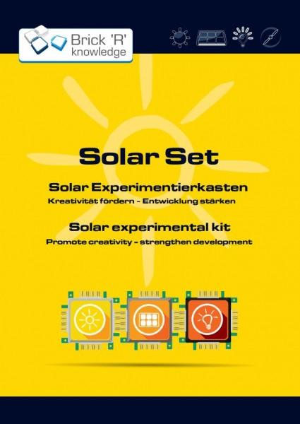 ALLNET Brick'R'knowledge Handbuch Solar Set ENG