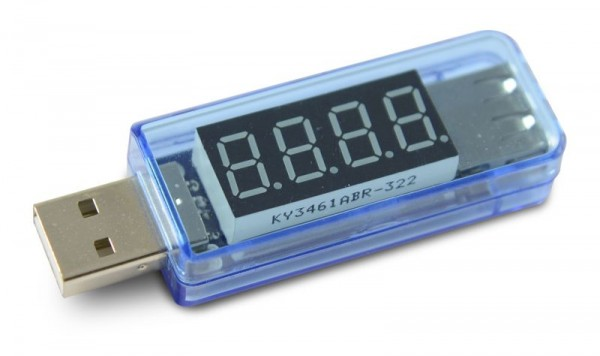 ALLNET ALL-USB-PM1 USB -> Strommessgerät