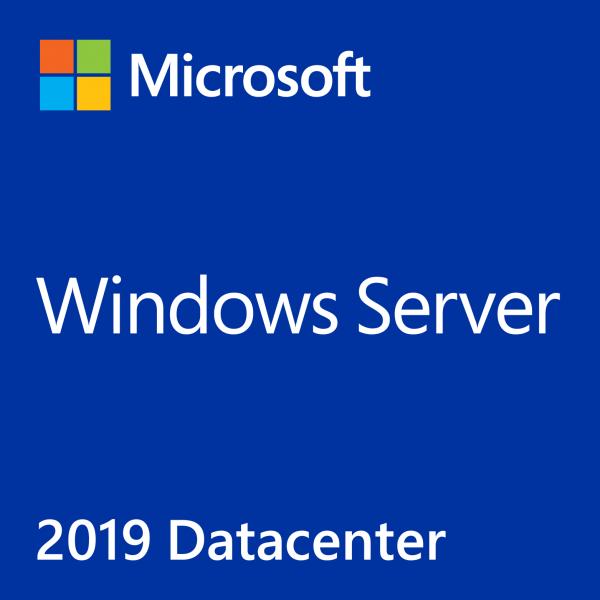MS-SW Windows Server 2019 Datacenter - 24 Core - deutsch