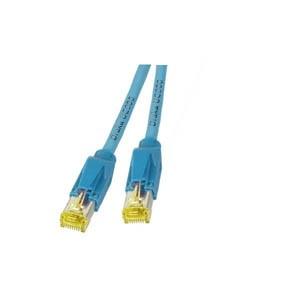 Patchkabel RJ45, CAT6A 900Mhz, 3m blau, S-STP(S/FTP), ND