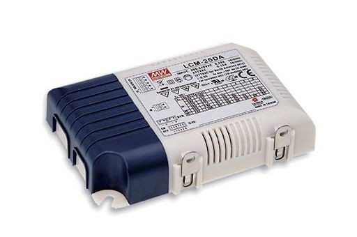 Synergy 21 LED Netzteil - CC Driver 350mA ~18, 9W mean well dali dimm
