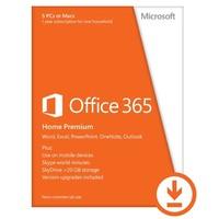 MS-SW Office 365 Home *ESD* 1-Jahr