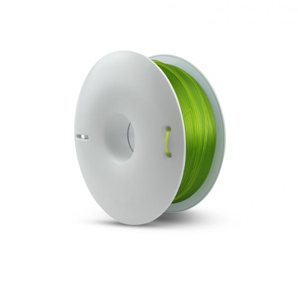 Fiberlogy 3D Filament PET-G hellgrün TR 1,75 mm