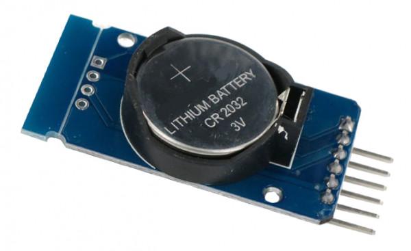 ALLNET 4duino DS3231 RTC Echtzeit-Uhr Modul AT24C32 Memory Real Time Clock IIC Modul für Arduino AVR UNO ARM PIC