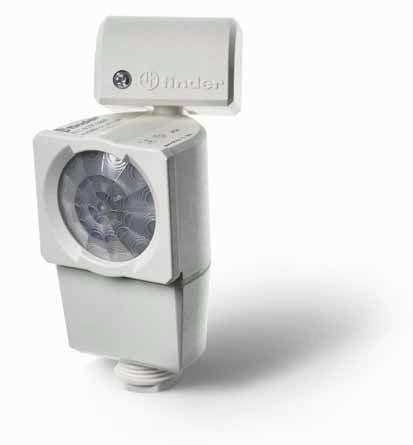 Finder Bewegungsmelder für Synergy 21 LED Spot Outdoor Baustrahler