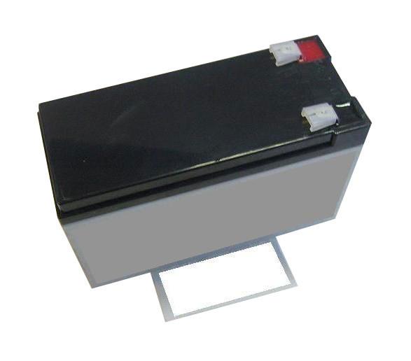 Akku OEM RBC17-MM, für BK650EI/BX800, nur Akku,
