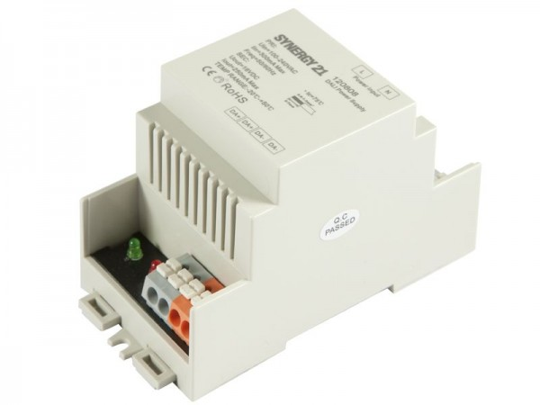 Synergy 21 LED Controller EOS 07 DALI Bus Stromversorgung Hutschiene