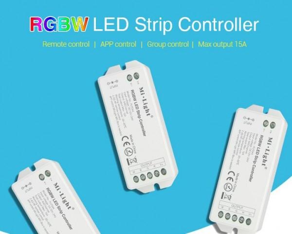 Synergy 21 LED Controller RGB-W DC12/24V 4 Zonen *MiLight*