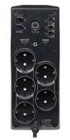APC USV Power-Saving Back-UPS Pro , 900VA, 4, 6min., USB,