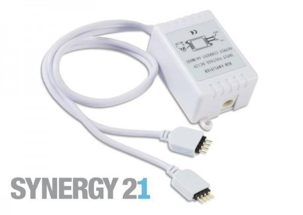 Synergy 21 LED Flex Strip RGB Booster DC12/24V(amplifier) +