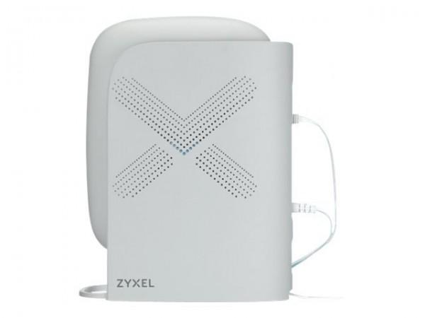 Zyxel Mesh Multy Plus WiFi System (2er Pack) AC3000 Tri-Band WiFi inkl. 1 Jahr Security Lizenz