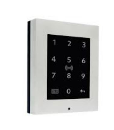 2N Access Unit 2.0 - Kartenleser RFID & Touch Keypad Secured, (NFC ready)