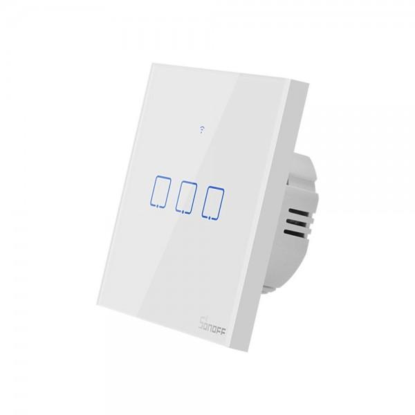 Sonoff WiFi Smart Wall Switch T0EU3C-TX