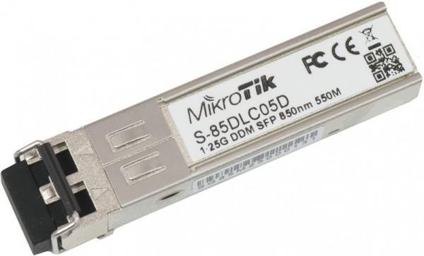 Mikrotik Zubehör SFP module 1.25G MM 550m 850nm DDM