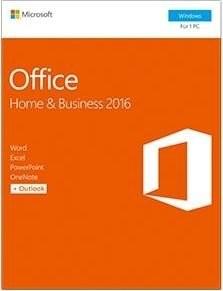MS-SW Office 2016 Home and Business für Windows *deutsch*