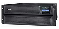 "APC USV Smart, X, 2200VA, 9, 8min., ext.Runtime, 19""/Tower,"