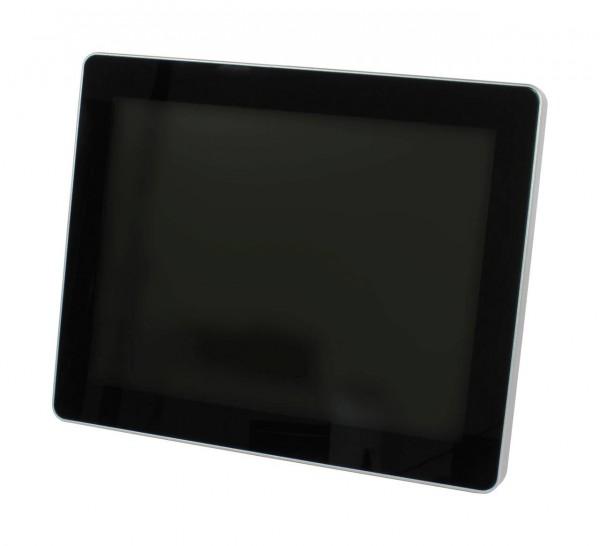 ALLNET AIO PC industrial Windows 10, 12 Zoll Touch, Intel i3-6300, 4GB/64GB, Wlan, RJ45, USB, Wandmontage etc.