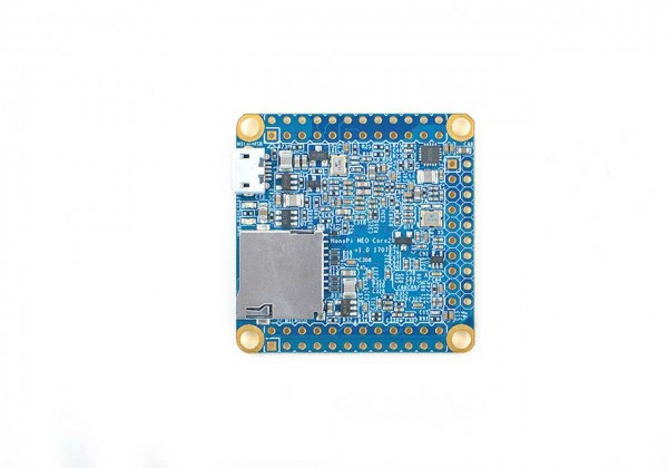FriendlyELEC NanoPi Neo Core2 LTS- 1GB/8GB Ram QuadCore Allwinner H5 Quadcore