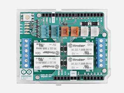 Arduino® Shield 4 Relays