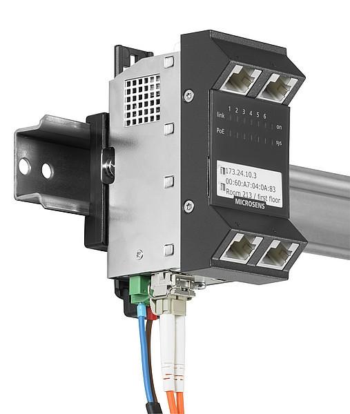 127040 Microsens Gigabit Ethernet Ruggedized Micro