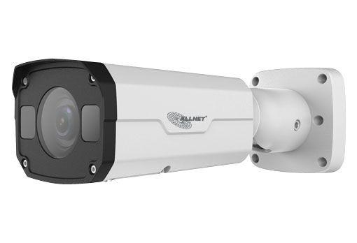 """ALLNET IP Kamera Bullet / Outdoor / 5MP / IR / Low-Light / Motorisiertes Vario-Objektiv / 93° / """"ALL-CAM2496-LEFN"""""""