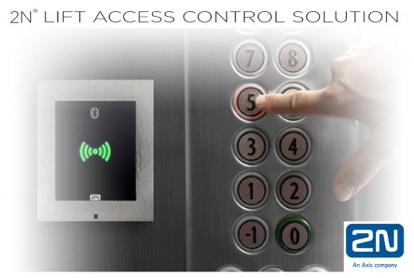 2N Software *Access Unit* Lift Modul Lizenz