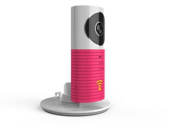 Cleverdog Consumer Smart-Camera P2P/WiFi - pink -