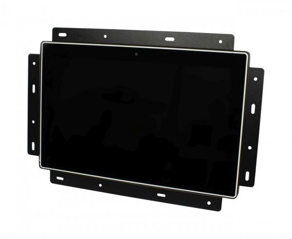 ALLNET Touch Display Tablet 21 Zoll zbh. Einbaurahmen, Unterputzrahmen