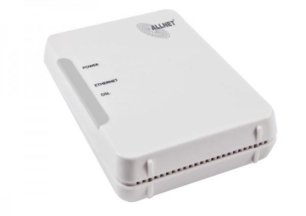 """ALLNET ISP Bridge Modem ADSL / ADSL2+ """"ALL0333CJ"""""""
