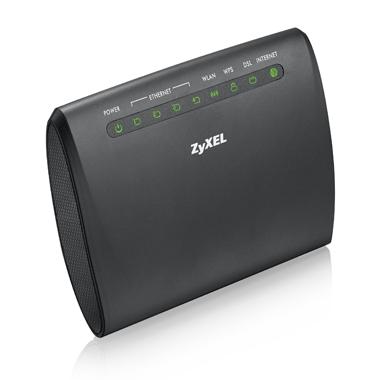 Zyxel Router ADSL2+ over POTS AMG1302-T11C ADSL2+ Wireless N Gateway