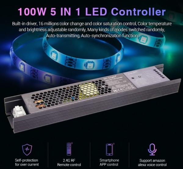 Synergy 21 LED Controller+Netzteil 24V/100W RGB-WW (RGB-CCT) *Milight/Miboxer*