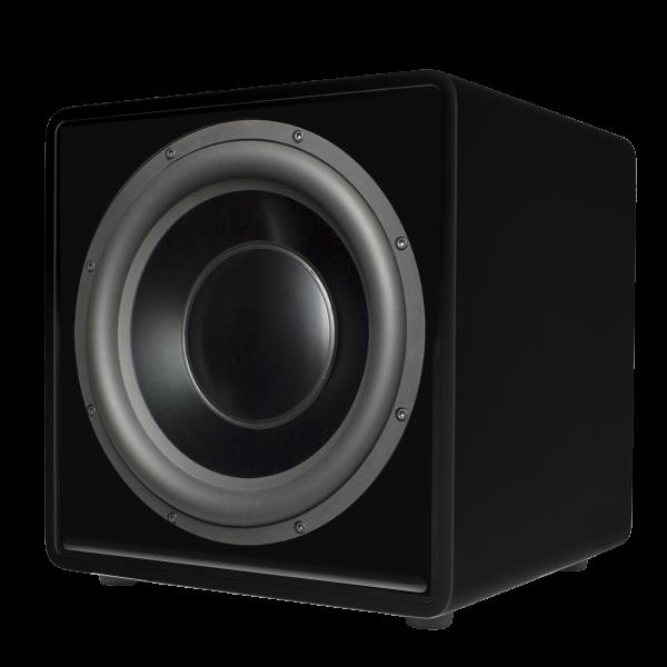 "Soundvision TruAudio Red Mountain Custom aktiver 12"" Subwoofer / RM-12 SUB"
