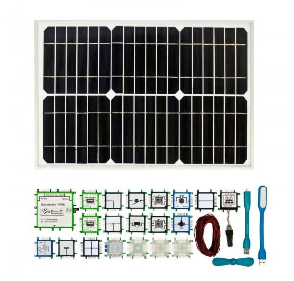 ALLNET Brick'R'knowledge Solar Set
