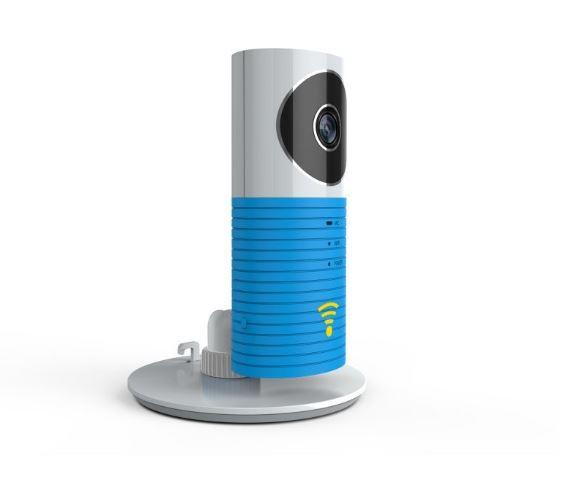 Cleverdog Consumer Smart-Camera P2P/WiFi - Blue -