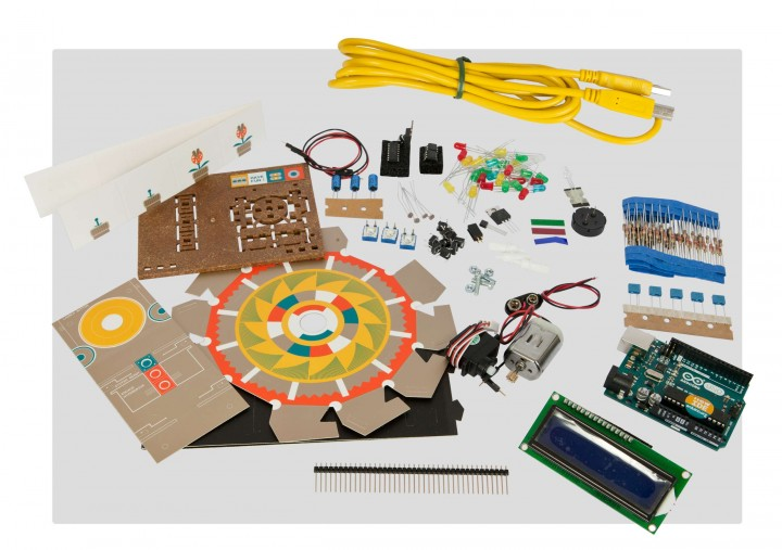 Arduino starter kit german deutsch hardware