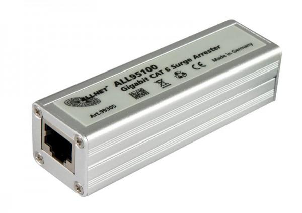 ALLNET / ALL95100 TP Cat 6 Überspannungs-/Blitzschutz